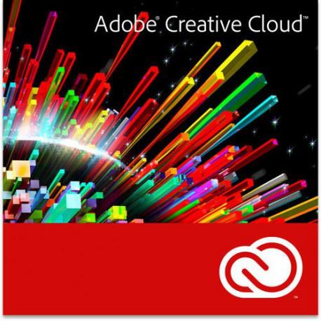 Adobe Creative Cloud for Teams dla Edukacji licencja na 25 PC na 1 rok - Pakiet wielu programów Adobe