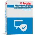 ArcaBit Bezpieczna Szkoła na 100 PC + na serwery - licencja na 1 ROK