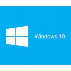 MS Windows 10 Professional OEM z DVD 64-Bit na 1 PC + naklejka na komputer PL 11