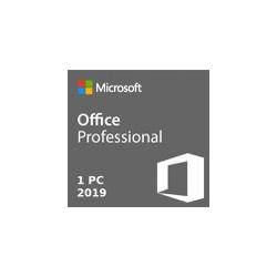 MS Office 2019 Professional ESD PL dla Firm,  Gminy, GOPS, MOPS Starostwo Miasta cena na 1 PC sklepy 2019