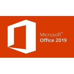 GOV 1 x MS Office Standard 2019 MOLP dla Gminy MOPS Urzędu - 2022